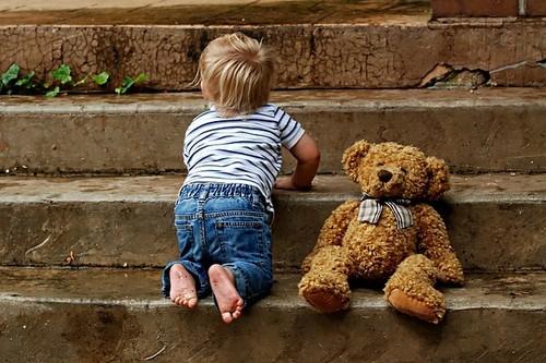 Objeto de apego o transicional: por qué es tan importante para los niños