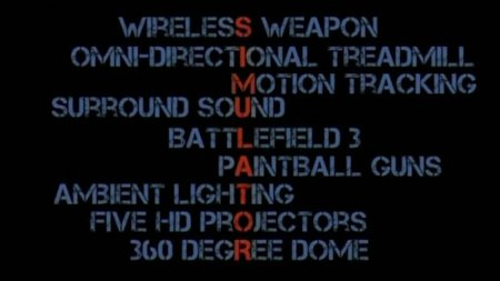El simulador definitivo para 'Battlefield 3'. So real it hurts!