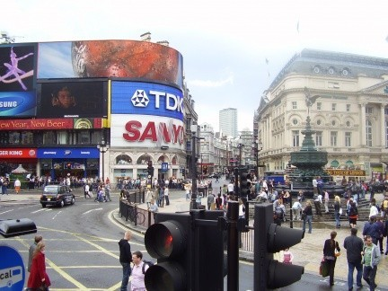 London calling: impresiones de la city londinense