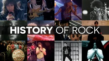 La fascinante historia de Rock contada en sólo 15 minutos por medio de Facebook