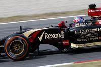 Romain Grosjean logra los primeros puntos de la temporada para Lotus