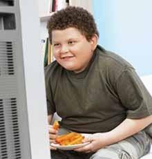 El consumo alimentario de los niños duplicado por la publicidad
