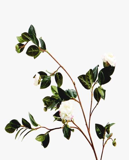 flor artificial zara home