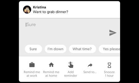 Google está probando nuevas acciones para posponer las notificaciones ¿las veremos en Android P?