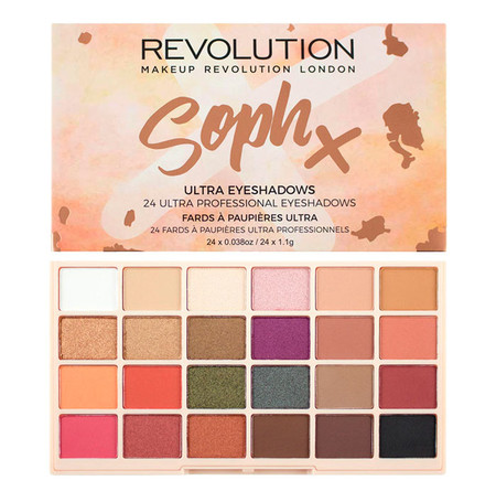 Makeup Revolution Paleta De Sombras Soph X 1 32986