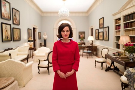 Natalie Portman es Jackie Kennedy, primera imagen del biopic dirigido por Pablo Larraín