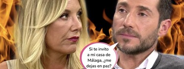 """Belén Rodríguez raja como nunca sobre Antonio David: """"Daría lo que fuera por volver con Rocío Carrasco, es un monstruo"""""""