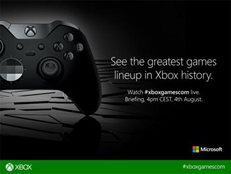 Las novedades de Xbox en Gamescom: síguelas en directo en vídeo