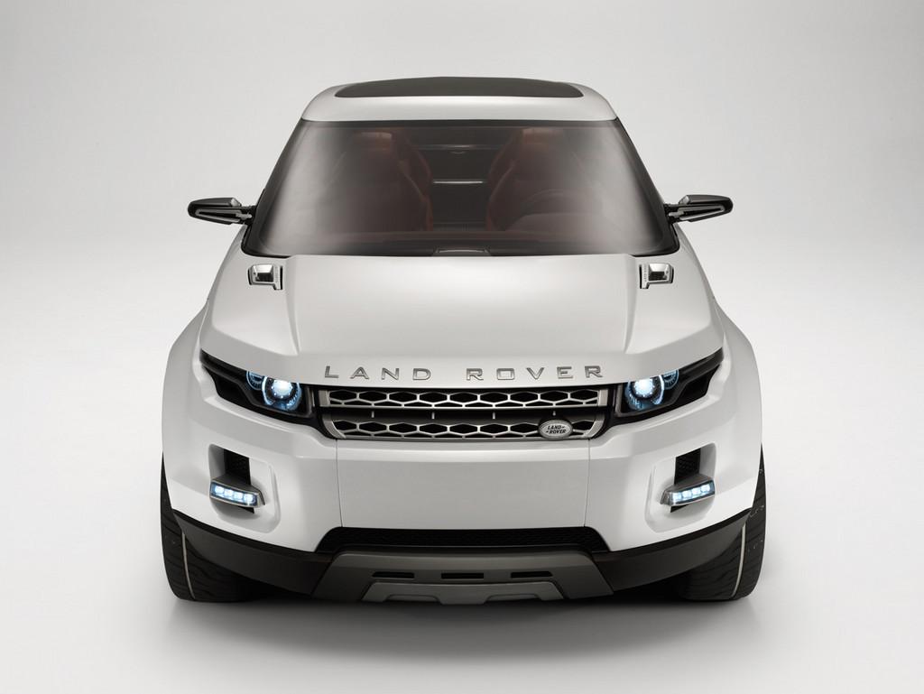Foto de Land Rover LRX Concept (49/49)