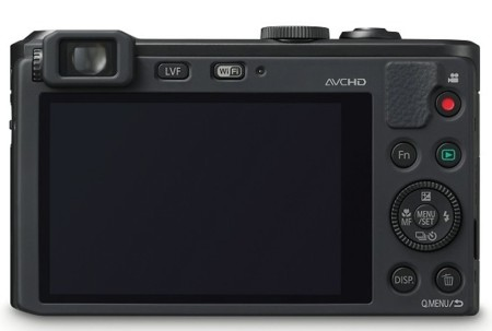 Panasonic LF1 pantalla
