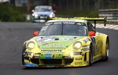 Porsche gana las 24 horas de Nürburgring 2011