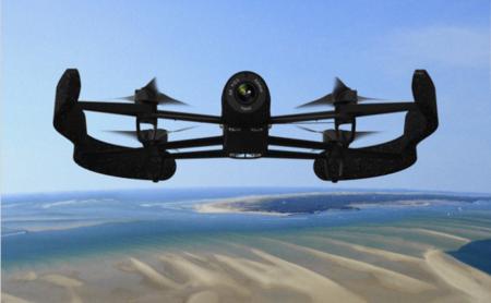 Parrot AR Drone 3.0: siguen saliendo aviones no tripulados al mercado