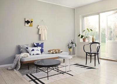 Cemento, goma y detalles geométricos entre las propuestas de Ferm Living para primavera