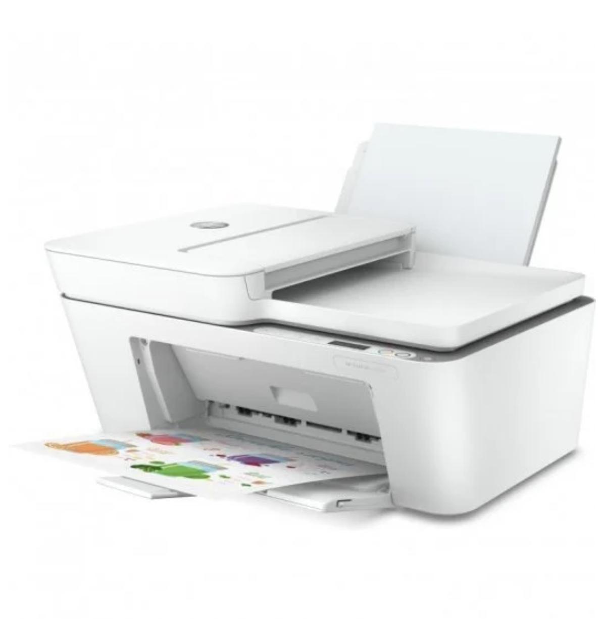 HP DeskJet 4120e Multifunción Color WiFi + 6 Meses de Impresión Instant Ink con HP + HP 305XL
