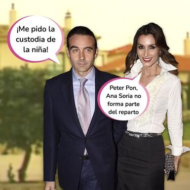 Estos son todos los detalles del acuerdo de divorcio entre Paloma Cuevas y Enrique Ponce: la custodia de sus hijas y la propiedad de la finca donde vivían juntos (La Cetrina)