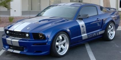 Shelby CS 6 Concept