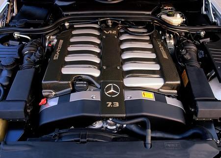 Mercedes Benz Sl73 Amg 1999 1600 08
