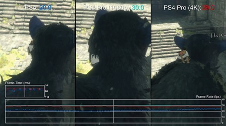 The Last Guardian Comparativa 01