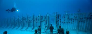 Museo Atlántico, el primer museo submarino de Europa está en Lanzarote