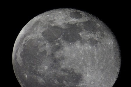 """La noche del Domingo con """"Super Luna"""""""