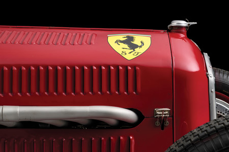 Scuderia Ferrari Alfa Romeo p3