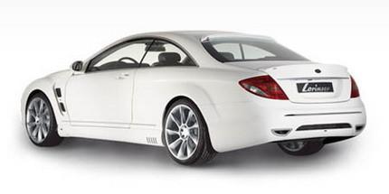 Mercedes Clase CL por Lorinser