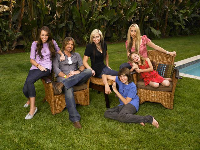 Foto de La familia de Miley Cyrus (2/34)