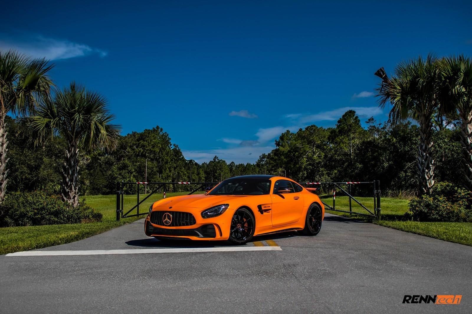 Foto de Renntech Mercedes-AMG GT R (1/14)