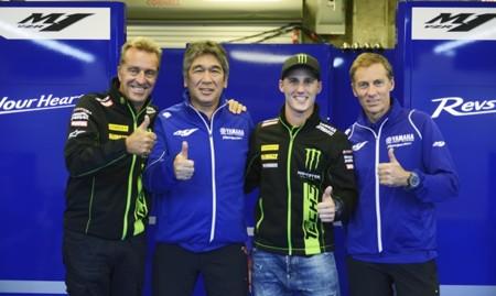 Pol Espargaró renueva con el Yamaha Tech 3