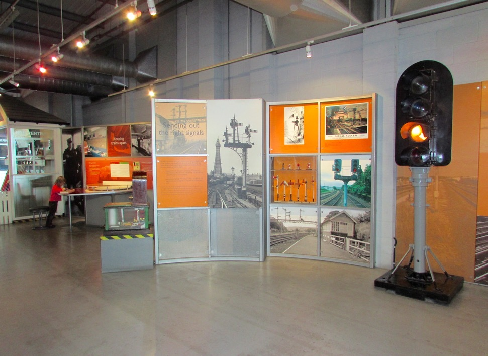 Foto de Museo Nacional Ferrocarril York (8/10)