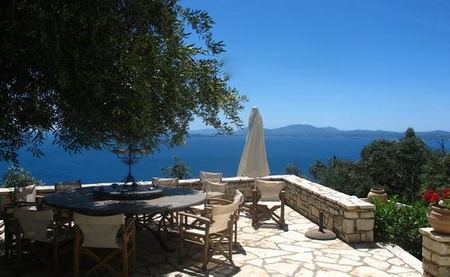 Villa Katavolos, emula a Gerald Durrell en Corfú