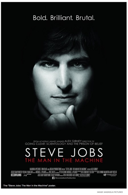 Ya puedes ver el primer tráiler del esperado (y criticado) documental Steve Jobs: Man in the Machine