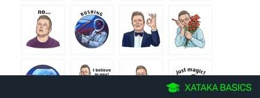 202 packs de stickers gratis para Telegram y 11 páginas donde descargarlos