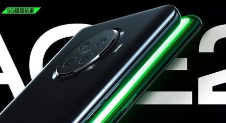 OPPO Ace2: la gama alta que inaugura una nueva familia con 5G y carga ultrarrápida