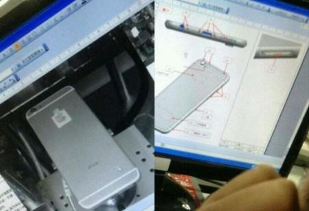 Fotos del próximo iPhone, de un único tamaño, con pantalla sensible a las diferencias de presión y un posible iTV, Rumorsfera