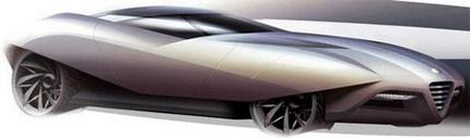 Bertone Alfa Romeo B.A.T. 11 Concept