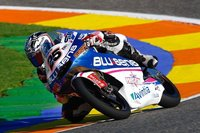 MotoGP Valencia 2011: Maverick Viñales gana y se cuela en la fiesta de Nico Terol