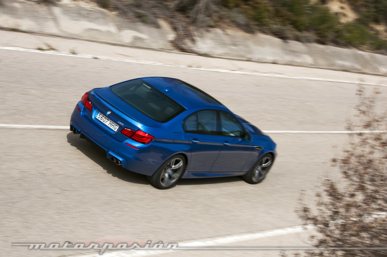 Foto de BMW M5 (Prueba) (129/136)