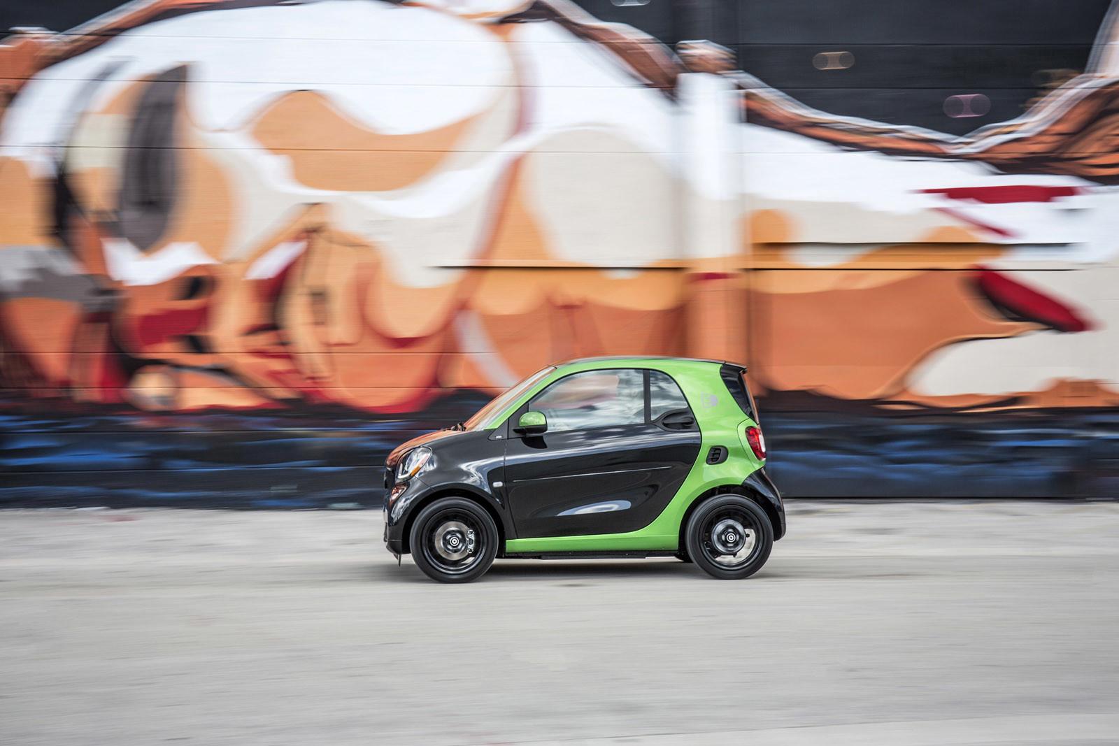 Foto de smart fortwo Electric Drive, toma de contacto (242/313)