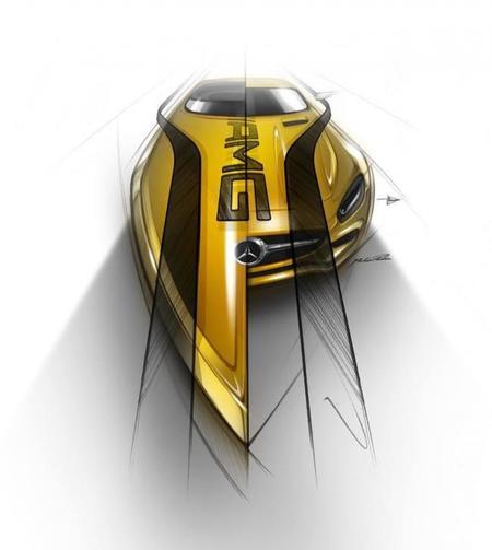 Cigarette Racing 50 Marauder GT S, inspirado en el Mercedes-AMG GT S