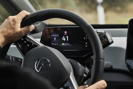 Volkswagen ID.3 volante y pantalla