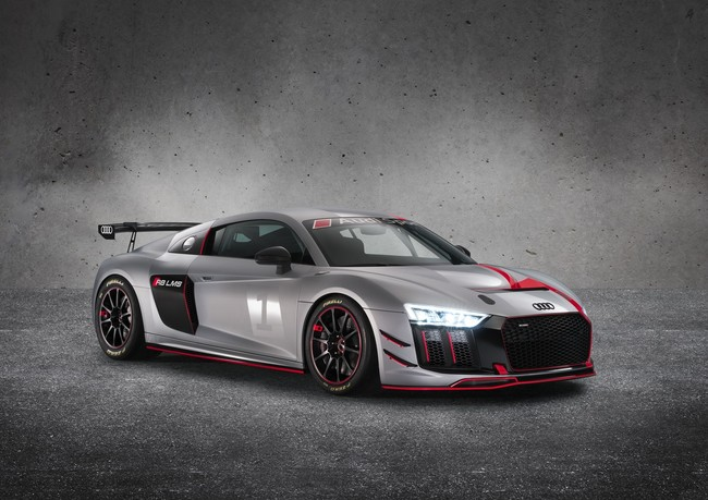 Audi R8 LMS GT4, derivado del modelo de calle para quienes se inician en el mundo de los GT