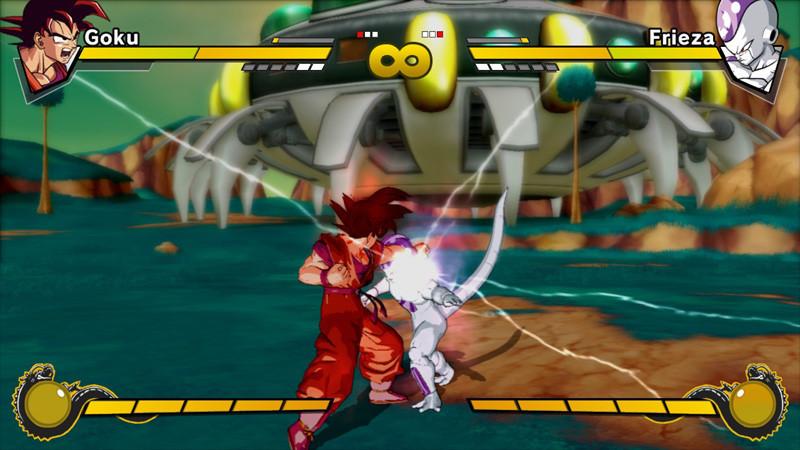 Foto de Dragon Ball Z: Burst Limit (22/109)