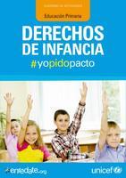 """""""Derechos de Infancia"""" de Enrédate: materiales educativos para el aula"""