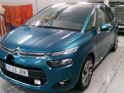 """Cincuenta de estos Citroën C4 Picasso """"radar edition"""" velan por tu seguridad"""
