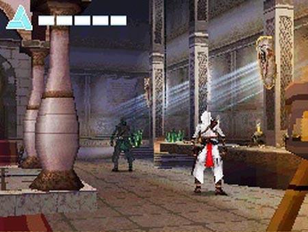 Más detalles de 'Altair's Chronicles' para DS