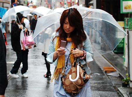 La apertura de Japón a los Smartphones y el síndrome Galápagos