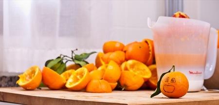 Zumos de frutas naturales: energía y vitaminas para los niños
