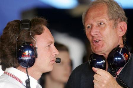 Helmut Marko deja entrever que Ferrari espía sus estrategias