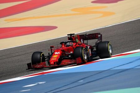 Leclerc Sakhir F1 2021